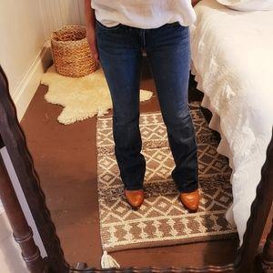 Joe's Jeans Honey Fit Gigi Wash Size 26 Bootcut